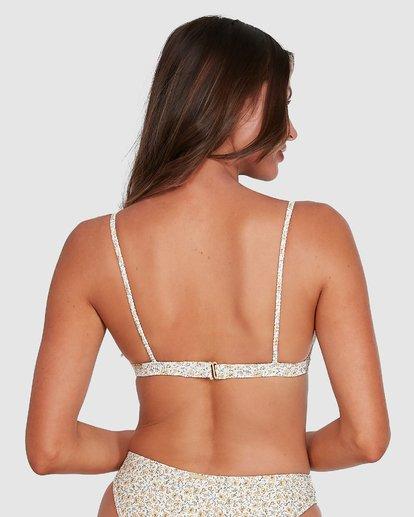 2 Summer Coco Bralette Bikini Top Beige 6503803 Billabong