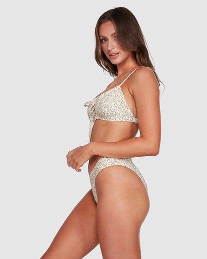 4 Summer Coco Bralette Bikini Top Beige 6503803 Billabong