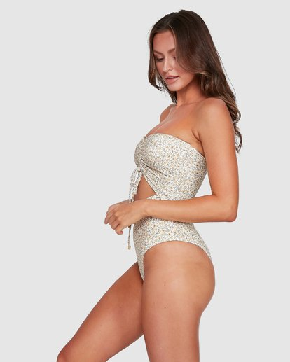 2 Summer Bandeau One Piece Beige 6503804 Billabong