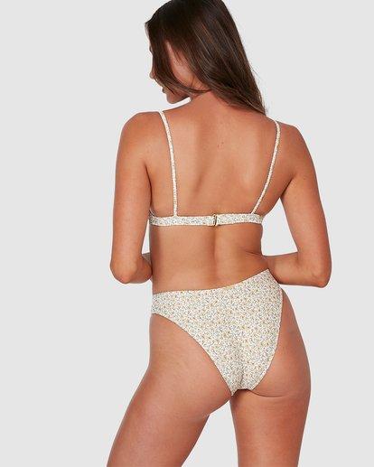 6 Summer Bondi Bikini Bottoms Beige 6503805 Billabong