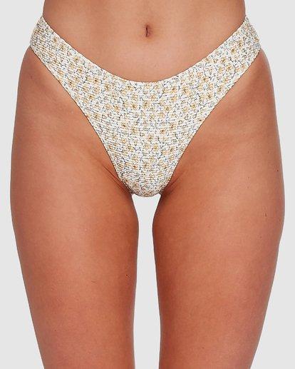 3 Summer Bondi Bikini Bottoms Beige 6503805 Billabong