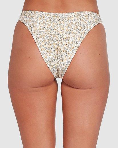 4 Summer Hike Bikini Bottoms Beige 6503806 Billabong