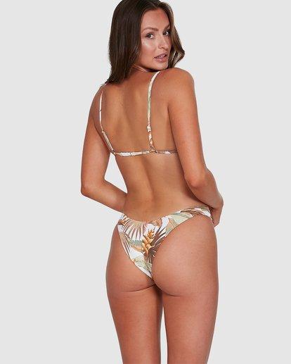 6 Tropicale Hike Bikini Bottoms White 6503833 Billabong