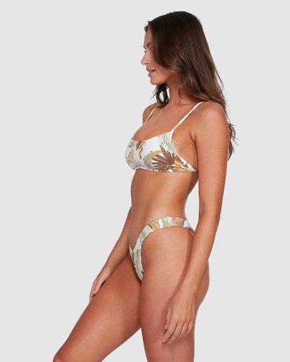 2 Tropicale Hike Bikini Bottoms White 6503833 Billabong