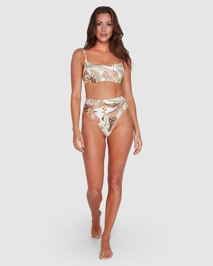 8 Tropicale Mia D/DD Bralette Bikini Top White 6503837 Billabong