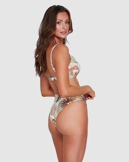 5 Tropicale Mia D/DD Bralette Bikini Top White 6503837 Billabong
