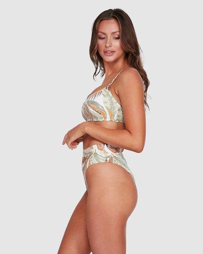4 Tropicale Mia D/DD Bralette Bikini Top White 6503837 Billabong