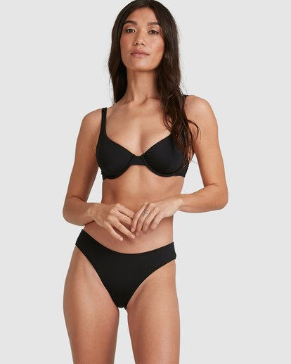 0 Sol Searcher Drift Bra Bikini Top Black 6503838 Billabong