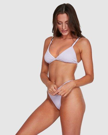 4 Sand Dunes Tri Bikini Top Purple 6503860 Billabong