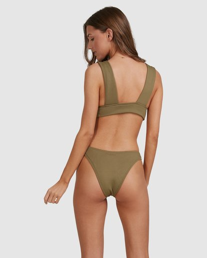 3 Sand Dunes Plunge Bikini Top Green 6503865 Billabong