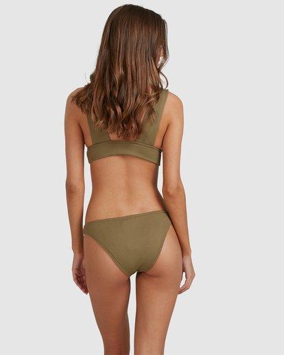 3 Sand Dunes Tropic Bikini Bottoms Green 6503868 Billabong