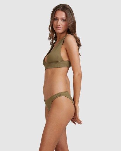 2 Sand Dunes Tropic Bikini Bottoms Green 6503868 Billabong