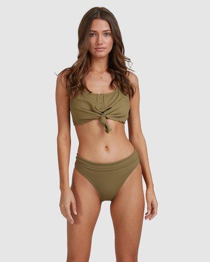 1 Sand Dunes Maui Rider Bikini Bottoms Green 6503871 Billabong