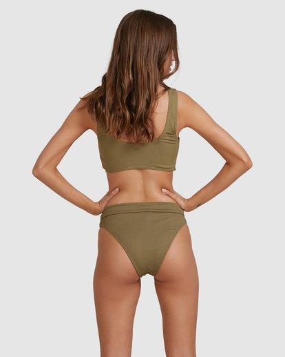 3 Sand Dunes Maui Rider Bikini Bottoms Green 6503871 Billabong