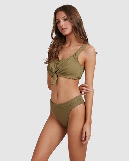 2 Sand Dunes Maui Rider Bikini Bottoms Green 6503871 Billabong