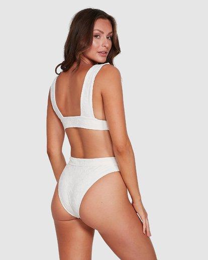3 Crystal Tides Plunge Bikini Top White 6503884 Billabong