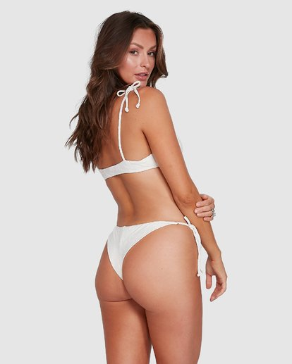 5 Crystal Tides Tali Bikini Top White 6503886 Billabong