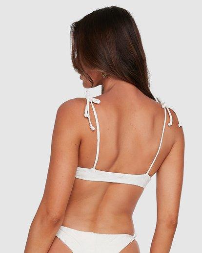 2 Crystal Tides Tali Bikini Top White 6503886 Billabong