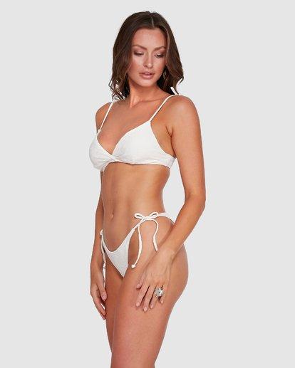 4 Crystal Tides Tali Bikini Top White 6503886 Billabong