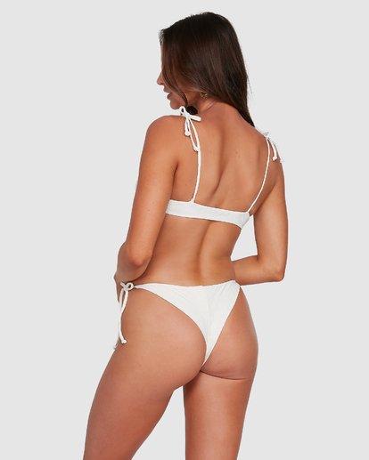0 Crystal Tides Tanga Bikini Bottoms White 6503887 Billabong