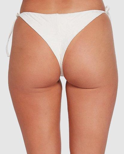 4 Crystal Tides Tanga Bikini Bottoms White 6503887 Billabong
