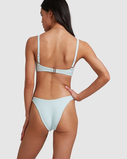 6 Tanlines Hike Bikini Bottoms Blue 6503944 Billabong