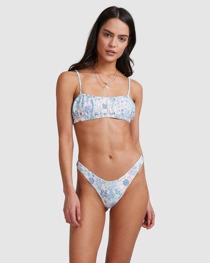 1 Field Day Bralette Bikini Top Blue 6503956 Billabong