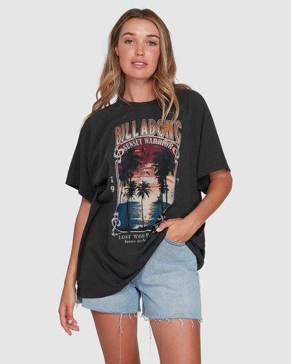1 Lost World Short Sleeve Tee Black 6504007 Billabong