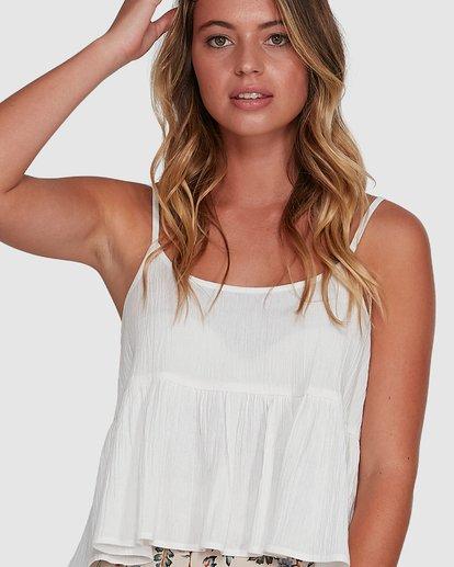 9 Sadie Cami Top White 6504137 Billabong