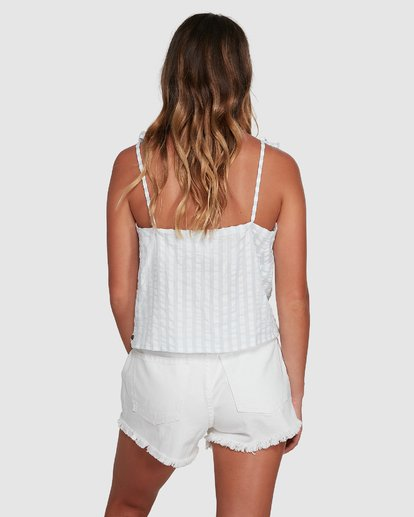 3 Seaspray Cami Top White 6504144 Billabong