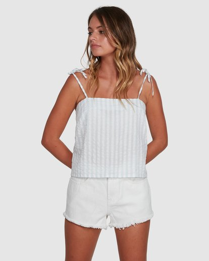 1 Seaspray Cami Top White 6504144 Billabong