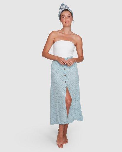 6 Sea Mist Skirt Blue 6504318 Billabong
