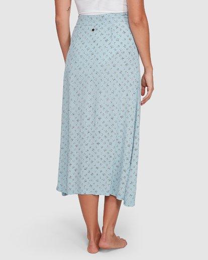 3 Sea Mist Skirt Blue 6504318 Billabong