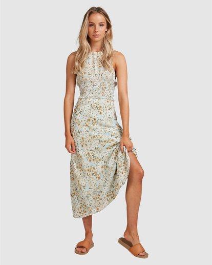 12 Del Mar Midi Skirt Blue 6504323 Billabong