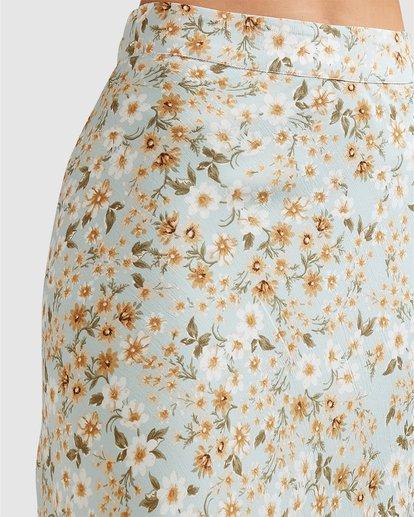 11 Del Mar Midi Skirt Blue 6504323 Billabong