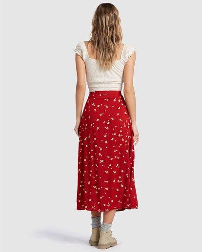 2 Flirty Daze Skirt Orange 6504325 Billabong