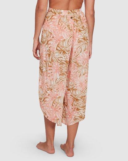 3 Hula Palm Pants Beige 6504431 Billabong