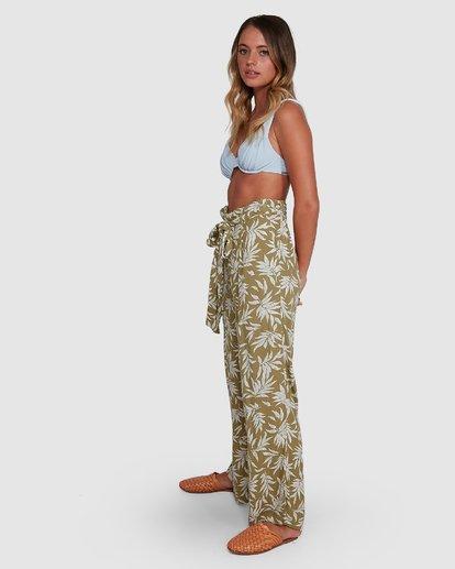 1 Lei Lei Pants Green 6504440 Billabong