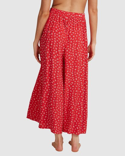 6 Cherry Bomb Pants - Steph Claire Smith Red 6504448 Billabong