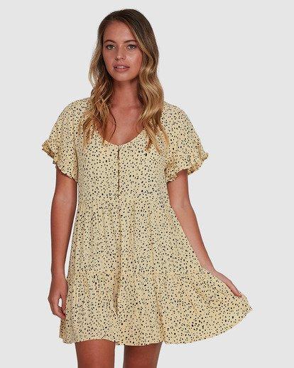 1 Dunes Dress Beige 6504462 Billabong