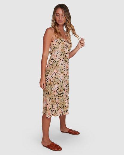 2 Hula Palm Paradiso Dress Black 6504463 Billabong