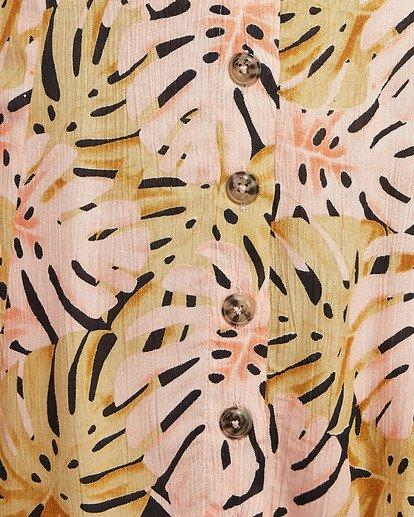 3 Hula Palm Paradiso Dress Black 6504463 Billabong