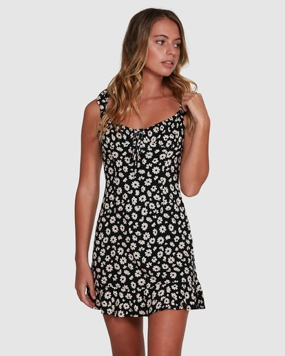 2 Avalon Dress Black 6504464 Billabong