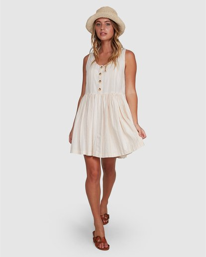 5 Highway Dress White 6504468 Billabong