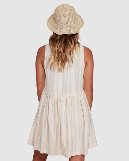3 Highway Dress White 6504468 Billabong