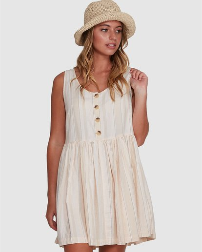 2 Highway Dress White 6504468 Billabong