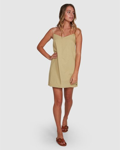 5 Candy Dress Green 6504469 Billabong