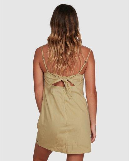 3 Candy Dress Green 6504469 Billabong