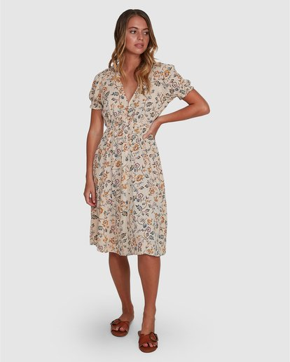 5 This Gypsy Dress Pink 6504470 Billabong