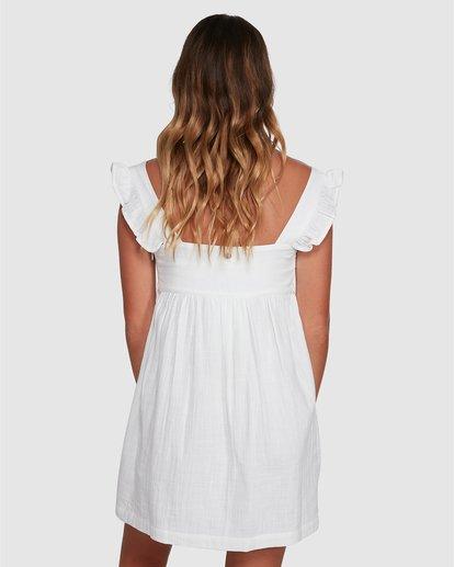 3 Frenchie Dress White 6504471 Billabong